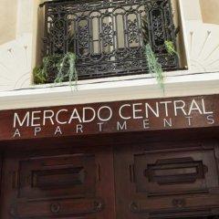 Отель Singularstays Mercado Central Валенсия банкомат