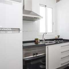 Апартаменты Teopenthouse Apartments Валенсия в номере