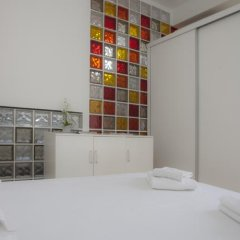 Апартаменты Teopenthouse Apartments Валенсия комната для гостей фото 3