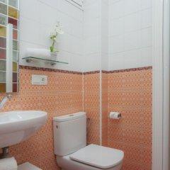 Апартаменты Teopenthouse Apartments Валенсия ванная
