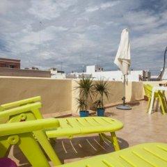 Апартаменты Teopenthouse Apartments Валенсия бассейн