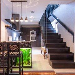 Апартаменты Gefta Apartment интерьер отеля