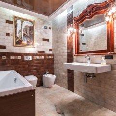 Апартаменты Gefta Apartment ванная