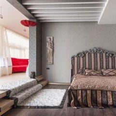 Апартаменты Gefta Apartment комната для гостей фото 5