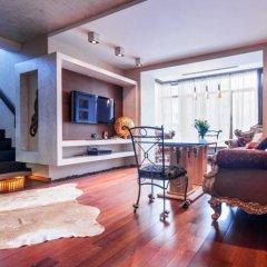 Апартаменты Gefta Apartment комната для гостей фото 4