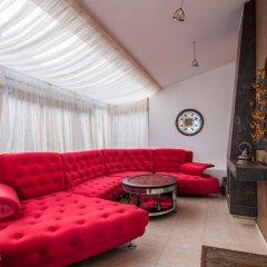 Апартаменты Gefta Apartment комната для гостей