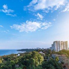 Апартаменты Gefta Apartment пляж