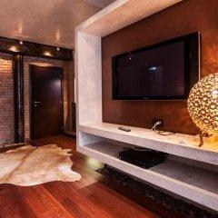 Апартаменты Gefta Apartment комната для гостей фото 2