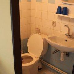 Отель Záboj restaurant ванная фото 2