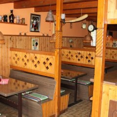 Отель Záboj restaurant гостиничный бар