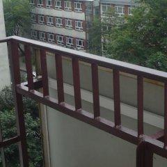 Апартаменты Studio Green балкон