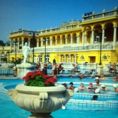 Апартаменты Marek Apartment Будапешт бассейн
