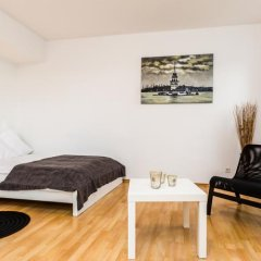Апартаменты Apartment My Messe & Business Home 3 Кёльн комната для гостей фото 2