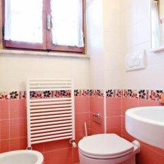 Отель B&B Il Corbezzolo Италия, Остия-Антика - отзывы, цены и фото номеров - забронировать отель B&B Il Corbezzolo онлайн ванная