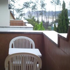 Отель Apartamentos La Hacienda de Arna балкон