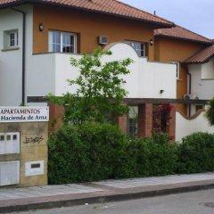 Отель Apartamentos La Hacienda de Arna городской автобус