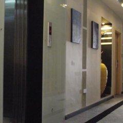 Отель Crystal Suites сауна