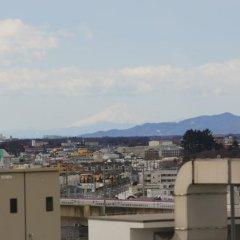 Hotel MyStays Utsunomiya Уцуномия балкон