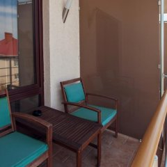 Капри Отель балкон