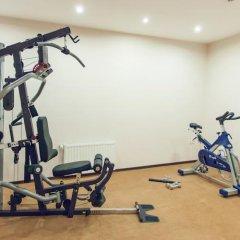 Капри Отель фитнесс-зал