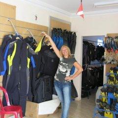 Отель Red Sea Dive Center развлечения