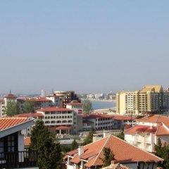 Hotel Augusta Солнечный берег балкон