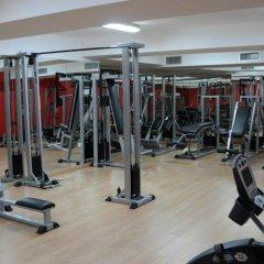Отель Achtis фитнесс-зал фото 3