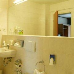 Отель Top Senator Мюнхен ванная фото 3
