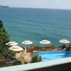 Отель Baan Karon Hill Phuket Resort пляж фото 2