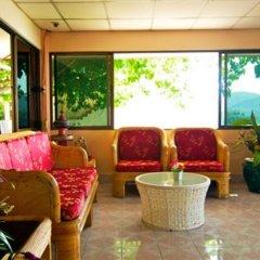 Отель Baan Karon Hill Phuket Resort интерьер отеля