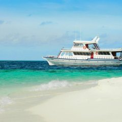Отель Maavahi, Your Maldives Fleet пляж фото 2