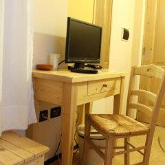 Отель Giardino degli Angeli Пресичче удобства в номере
