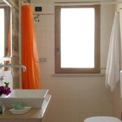 Отель Giardino degli Angeli Пресичче ванная