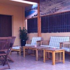 Отель Villa Rosa Порт-Эмпедокле питание