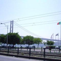 Отель Pensao Residencial Camoes спортивное сооружение