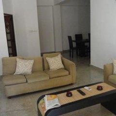 Отель Lucky Plaza Residencies Шри-Ланка, Коломбо - отзывы, цены и фото номеров - забронировать отель Lucky Plaza Residencies онлайн комната для гостей фото 4