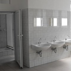 Pannonia Hostel ванная фото 2