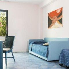 Отель Club Giardini d'Oriente Village Нова-Сири удобства в номере