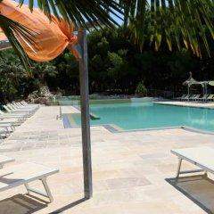 Отель Club Giardini d'Oriente Village Нова-Сири бассейн