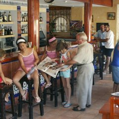 Hotel Comarruga Platja развлечения