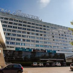 Гостиница Иркутск в Иркутске 4 отзыва об отеле, цены и фото номеров - забронировать гостиницу Иркутск онлайн парковка