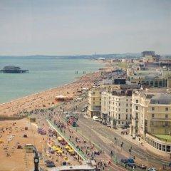 Отель Hostelpoint Brighton пляж