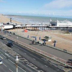 Отель Hostelpoint Brighton пляж фото 2