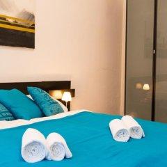 Апартаменты Checkvienna – Apartment Mollardgasse Вена комната для гостей фото 4