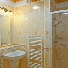 Отель Apartmany Victoria Чехия, Карловы Вары - отзывы, цены и фото номеров - забронировать отель Apartmany Victoria онлайн ванная фото 2