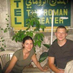 Отель Roman Theater Hotel Иордания, Амман - отзывы, цены и фото номеров - забронировать отель Roman Theater Hotel онлайн бассейн