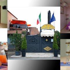 Отель La Villa Del Patrizio Казаль Палоччо интерьер отеля фото 3