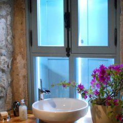 Отель Tashan Alacati Чешме ванная фото 2