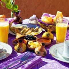 Отель Azoul Марокко, Уарзазат - отзывы, цены и фото номеров - забронировать отель Azoul онлайн питание фото 3