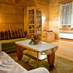 Отель Stara Chata Закопане комната для гостей